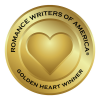 rwa golden heart medallion